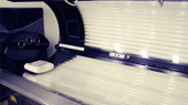 Advanced Sunbed: Onyx 44/4